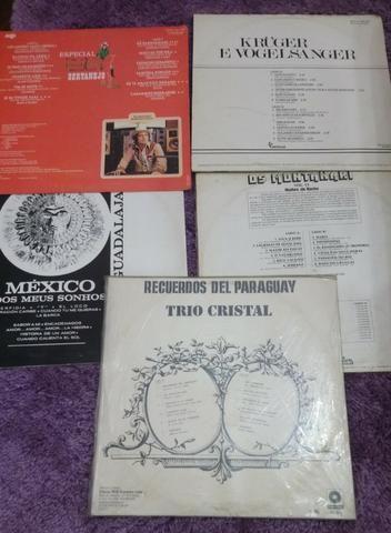 Discos músicas diversas: mexicana, paraguaia, sertanejo e banda alemã - Foto 2