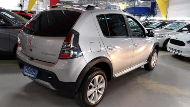 RENAULT SANDERO 1.6 STEPWAY 16V FLEX 4P MANUAL - Foto 5