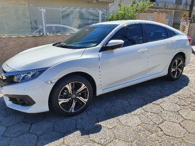 Honda Civic 2018/2018 2.0 16V Flexone EXL 4P CVT - Foto 4