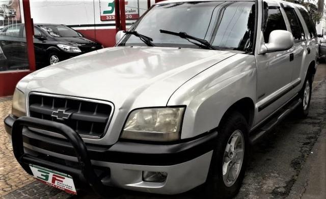 Blazer Advantage 2.4 MPFI 4X2 Gasolina/gás 4P - Foto 2