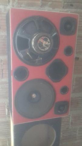 Caixa de som em perfeito estado - Foto 2