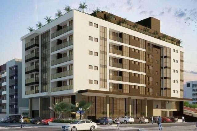 Apartamentos de 1 e 2 quartos no Cabo Branco