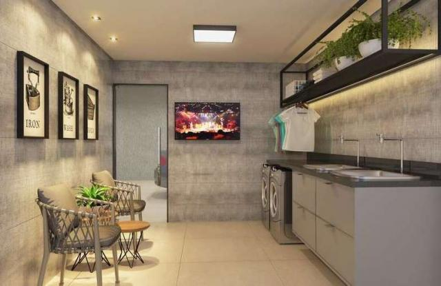 Apartamentos de 1 e 2 quartos no Cabo Branco - Foto 6