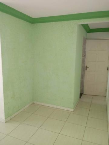 Apartamento após Mercado Atacadão na Fazenda Grande 2 com garagem aluguel R$590,00 - Foto 5