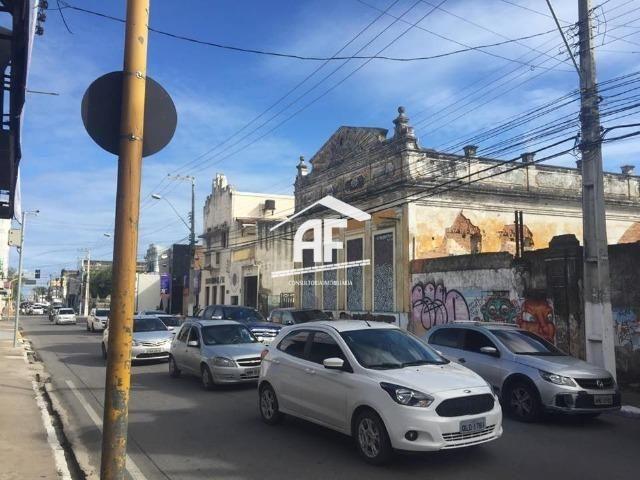 Lote no Centro de Maceió- Rua do imperador