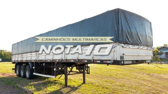Carreta Semi-reboque Graneleiro Randon 2013 Sem ou Com Pneus Para LS Cavalo Trucado 6X2