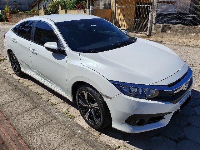 Honda Civic 2018/2018 2.0 16V Flexone EXL 4P CVT
