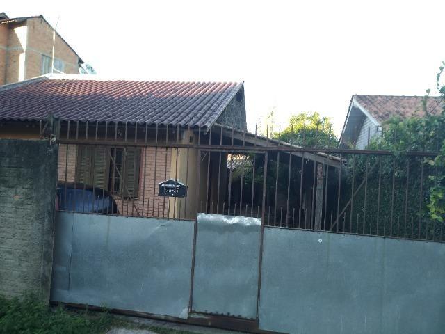 Casa 2 quartos bairro Vila Nova