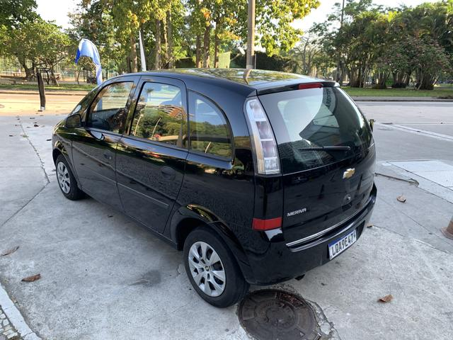 Chevrolet Meriva Joy 1.4 GNV So Hoje - Foto 5