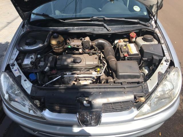 Peugeot 206 Sensation 1.4 Flex 2007 - Foto 6