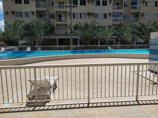 Excelente apto 2 quartos suite sol da manhã paradiso - Foto 2
