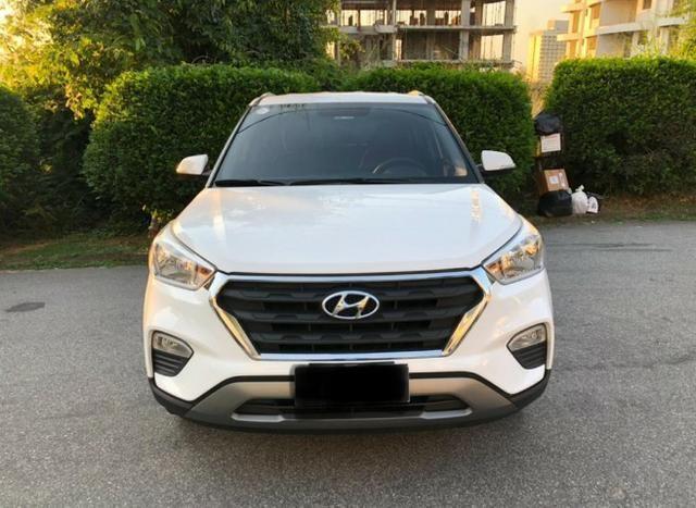 Hyundai Creta Plus 1.6 Automatico - 2018