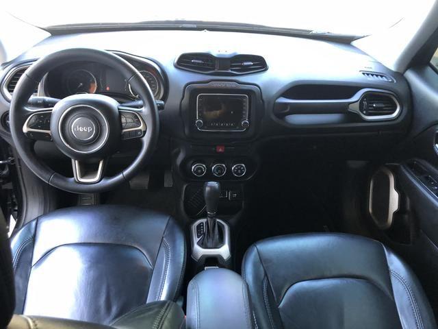 Jeep Renegade Longitude Automático Muito Novo.2016 - Foto 9
