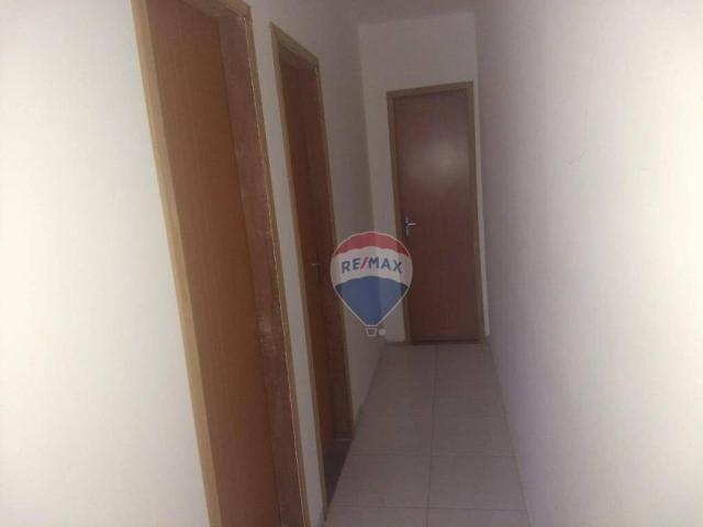 Casas Prox. ao Serv Club 02 quartos sendo um Suite - Foto 9