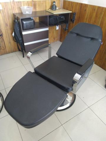11ab282067a4 Cadeira hidraulica Estetica e Tatuagem - Equipamentos e mobiliário ...