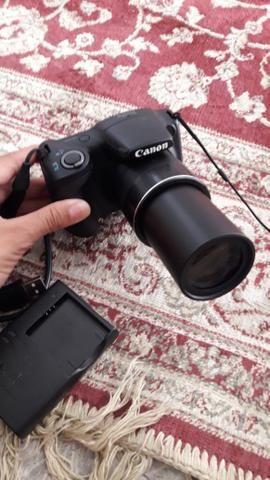Câmera canon hd