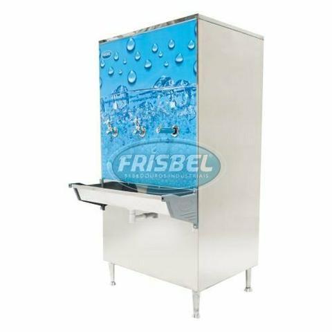 Bebedouros de Água industrial c/ Filtro Purificador