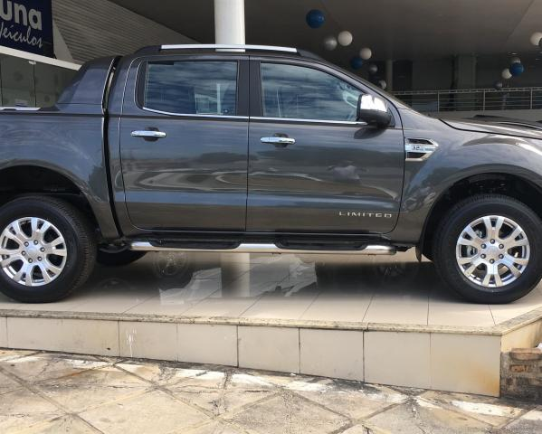 FORD RANGER 2018/2019 3.2 LIMITED 4X4 CD 20V DIESEL 4P AUTOMÁTICO - Foto 2