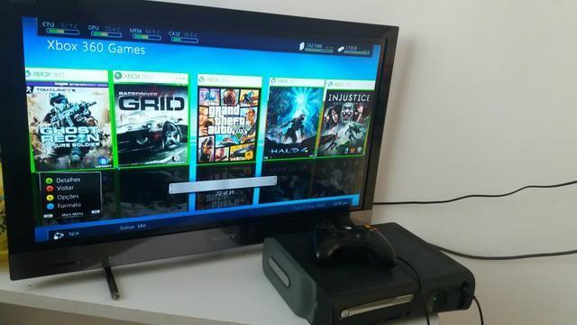 Vendo TV 32 polegadas + Xbox360