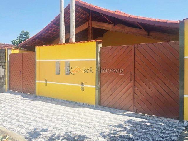Casa à venda com 2 dormitórios em Itaóca, Mongaguá cod:146