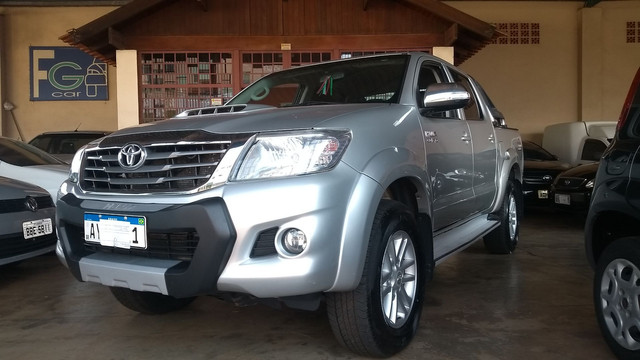 Hilux Srv 3.0 Turbo Diesel At 2014/14
