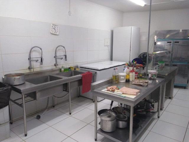 Restaurante - Vendo loja completa - Foto 11