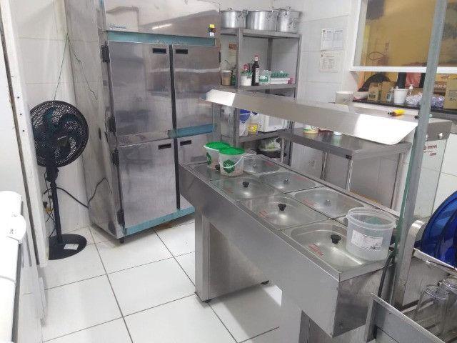 Restaurante - Vendo loja completa - Foto 9