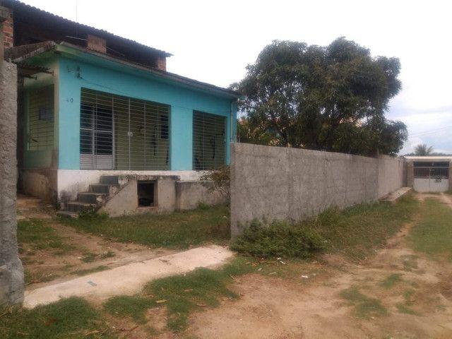 Casa de primeiro andar em Sítio Fragoso prox estrada velha de paulista