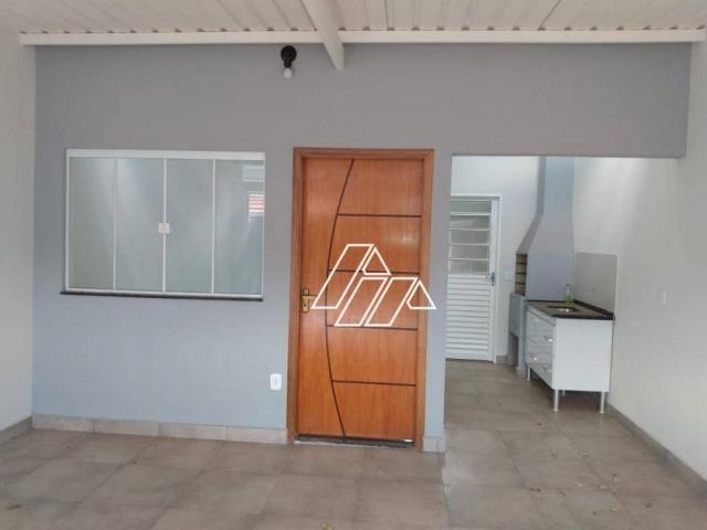 Casa com dormitórios sendo 1 suíte e área gourmet - próximo das Universidades - Foto 2