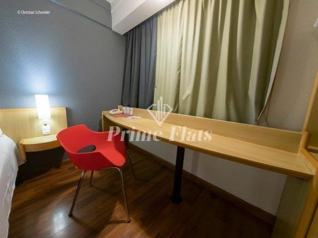 Flat à venda no Hotel Ibis Guarulhos, com 1 dormitório, 1 vaga de garagem! - Foto 5