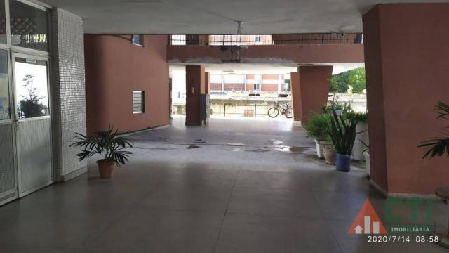 Apartamento com 1 dormitório para alugar, 32 m² por R$ 550,00/mês - Boa Vista - Recife/PE - Foto 13