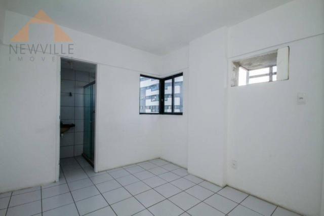 Apartamento com 3 quartos para alugar, 98 m² por R$ 3.330/mês - Boa Viagem - Recife/PE - Foto 10