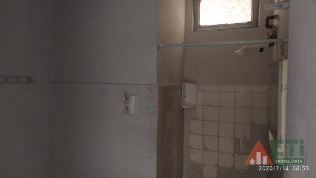 Apartamento com 1 dormitório para alugar, 32 m² por R$ 550,00/mês - Boa Vista - Recife/PE - Foto 8