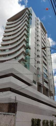 Apartamento com 1 dormitório para alugar, 46 m² por R$ 2.000,00/mês - Ponta D'areia - São