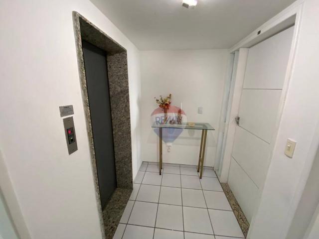 Excelente Apartamento com 4 Quartos e 3 Vagas em Casa Forte para Venda ou Locação - Foto 2