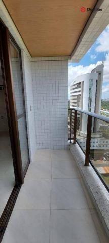 Apartamento no Studio Design Holandeses com 46,00m²- Calhau - São Luís/MA por R$ 2.200,00 - Foto 10