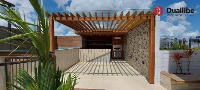 Apartamento no Studio Design Holandeses com 46,00m²- Calhau - São Luís/MA por R$ 2.200,00 - Foto 17