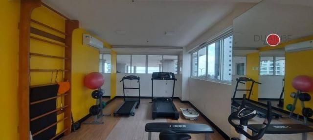Apartamento com 1 dormitório para alugar, 46 m² por R$ 2.000,00/mês - Ponta D'areia - São  - Foto 7