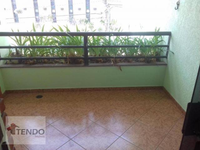 Sobrado - venda - 4 dormitórios, - 3 suítes - aluguel por R$ 4.600/mês - Vila Marlene - Sã - Foto 15