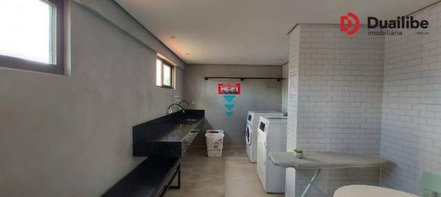 Apartamento no Studio Design Holandeses com 46,00m²- Calhau - São Luís/MA por R$ 2.200,00 - Foto 19