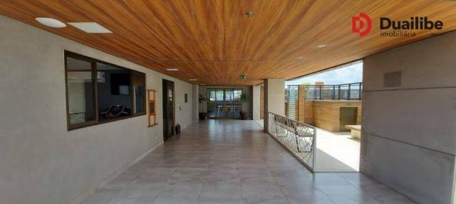Apartamento no Studio Design Holandeses com 46,00m²- Calhau - São Luís/MA por R$ 2.200,00 - Foto 12