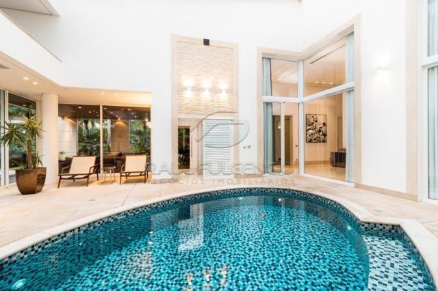 Casa à venda com 5 dormitórios em Vivendas do arvoredo, Londrina cod:V3677 - Foto 17