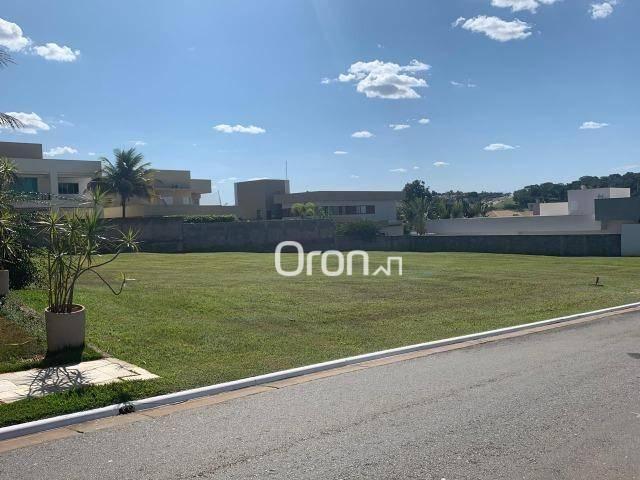Terreno à venda, 653 m² por R$ 760.000,00 - Jardins Milão - Goiânia/GO - Foto 3