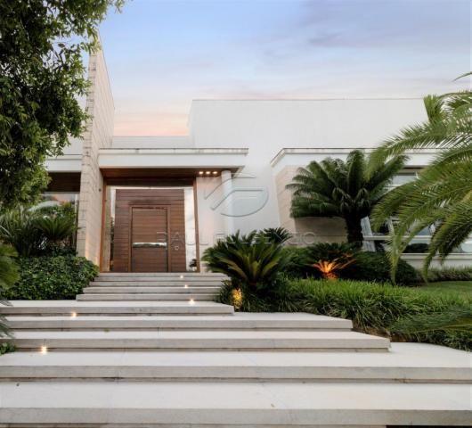 Casa à venda com 5 dormitórios em Vivendas do arvoredo, Londrina cod:V3677 - Foto 3