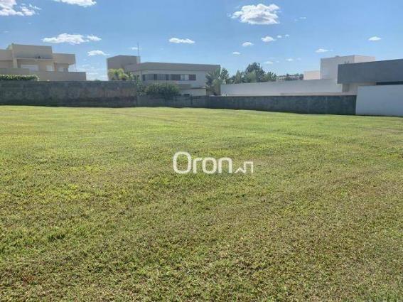 Terreno à venda, 653 m² por R$ 760.000,00 - Jardins Milão - Goiânia/GO - Foto 9