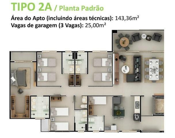 34- Cidade do Porto seu mais novo lar com 3 e 4 Suítes. Lazer completo para sua família! - Foto 18