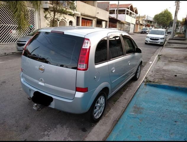 Meriva Maxx 1.8 Flex / 2007 - Foto 2