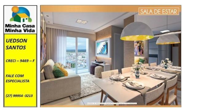 UED-23 - Apartamento térreo com quintal de 26 metros quadrados - Foto 8