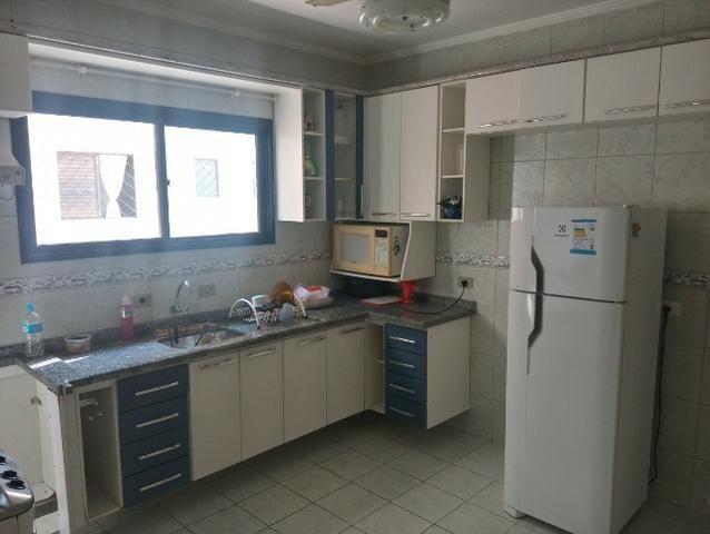 Apartamento 4 Dormitorios Praia Grande Tupi Locação R$ 2800,00 - Foto 8
