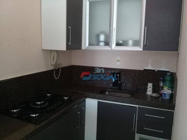 Excelente apartamento mobiliado para locação, cond. porto velho service, apt 207, porto ve - Foto 10
